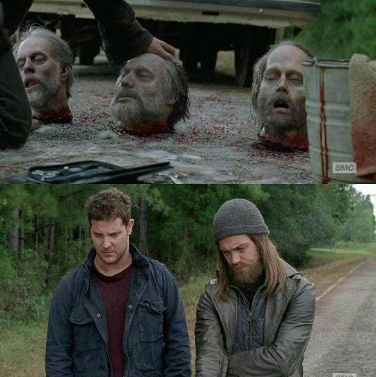 The Walking Dead Season 6 Episode 12 Not Tomorrow Yet Walking Dead Season 6 The Walking Dead Walking Dead Season