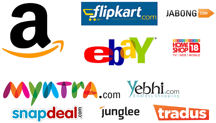 As all know online shopping is getting viral at India Many