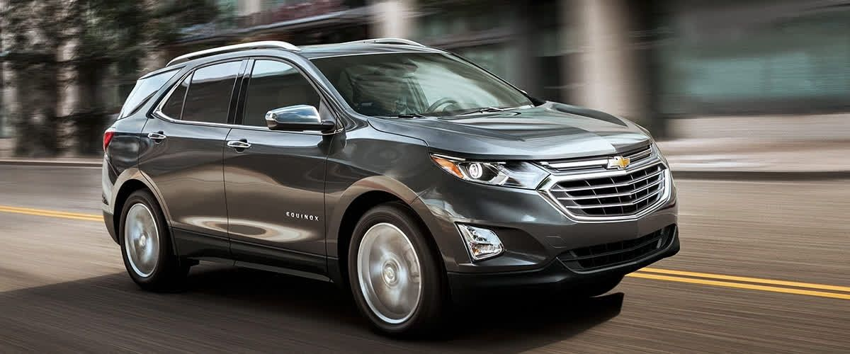 The 2019 Chevrolet Equinox Is Available In A Very Potent 2 0 Liter Turbocharged Four Cylinder That Punches Out 252 Chevy Equinox Chevrolet Equinox Chevrolet