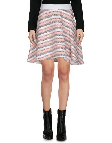PINKO Women's Mini skirt Salmon pink 4 US