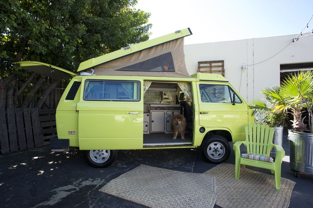 Camper vans for rent 11 companies that let you try van