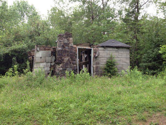 Nova Scotia ghost town
