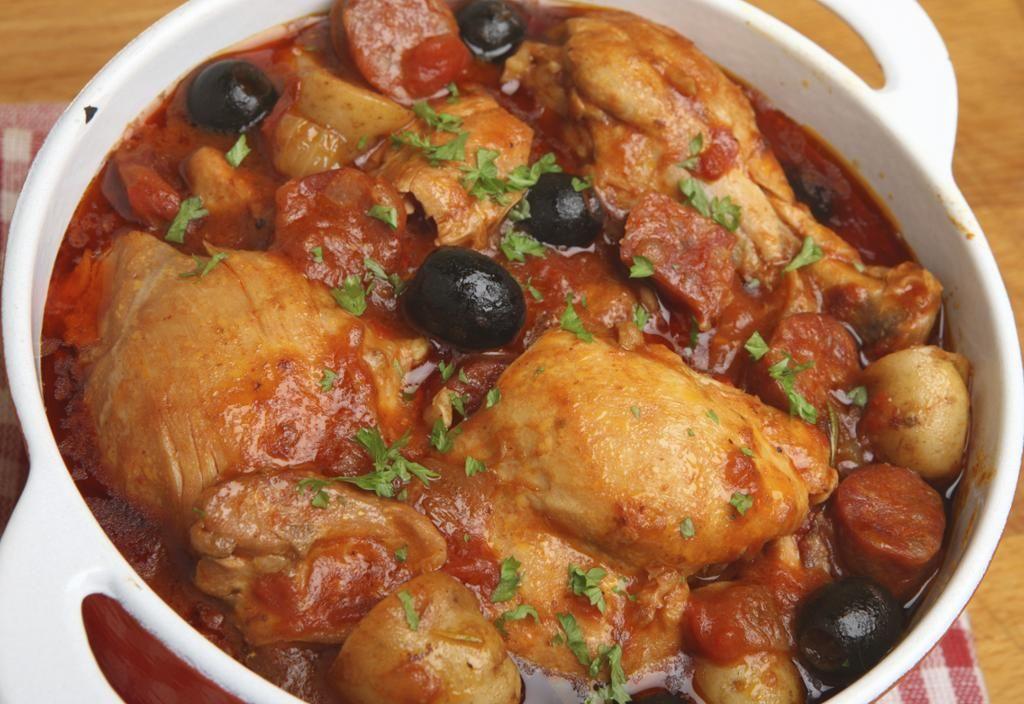 Kippenpoten op z'n Spaans Recept -