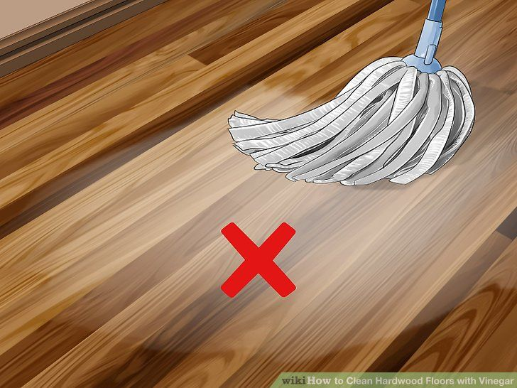 Cleaning Wood Floors