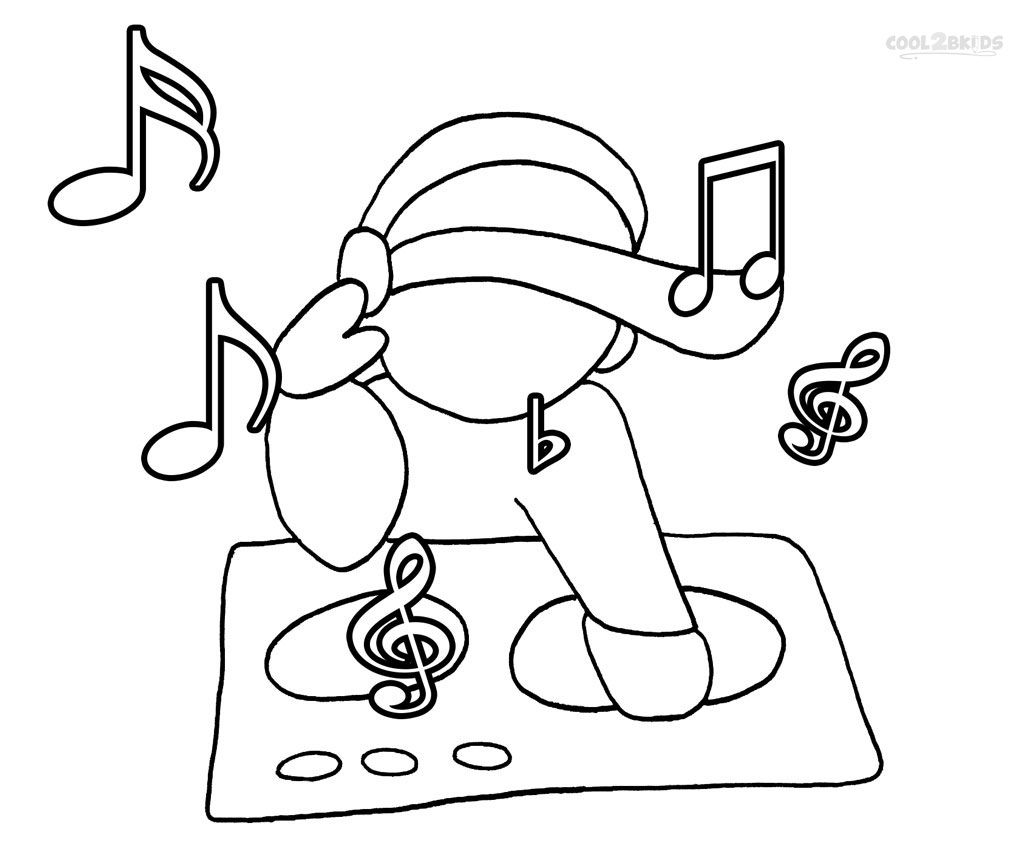 Printable Music Note Coloring Pages For Kids Cool2bkids Music Coloring Star Wars Coloring Book Fall Coloring Pages [ 850 x 1032 Pixel ]