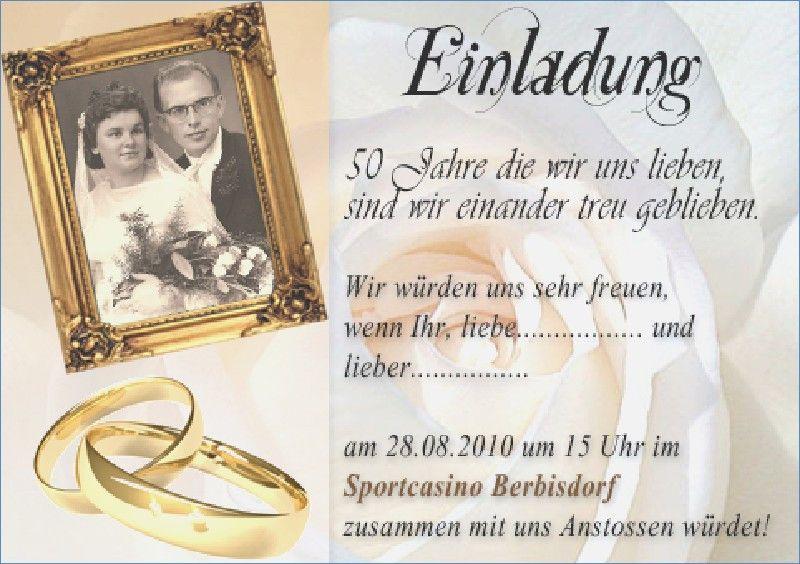 Einladungskarten Zur Goldenen Hochzeit Inspirational Spruche Zur Goldenen Hochzeit Ei In 2020 Einladung Goldene Hochzeit Spruche Zur Goldenen Hochzeit Goldene Hochzeit