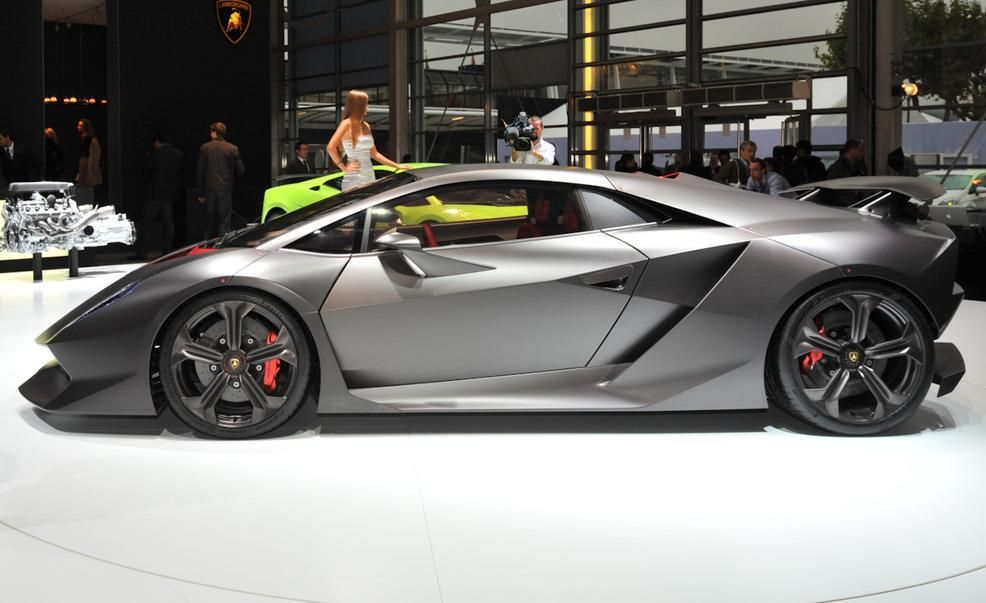 Lamborghini Sesto Elemento concept Pictures #lamborghinisestoelemento So Hot: Lambo Sesto Elemento Concept - Photo Gallery of Auto Show News from Car and Driver - Car Images - Car and Driver #lamborghinisestoelemento