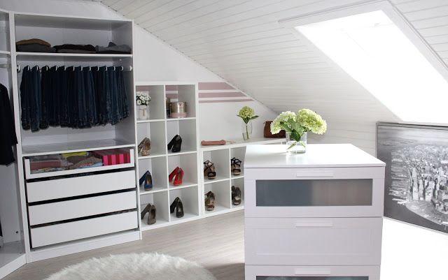 Ankleidezimmer Ikea ~ Ankleidezimmer in u201ewolken in roséu201c u2013 der alpina produkttest walk