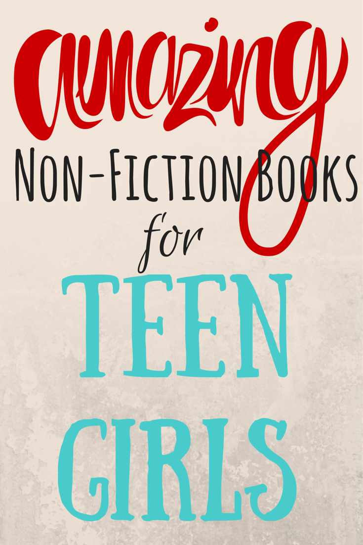 Congratulate, non fiction books teen girls sorry, does