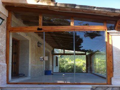 Carpinter a aluminio mallorca huis veranda uitbouw pinterest - Porches cerrados de aluminio ...