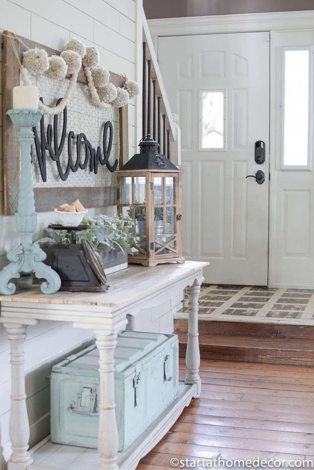 More Gorgeous Farmhouse Style Decoration Ideas 44