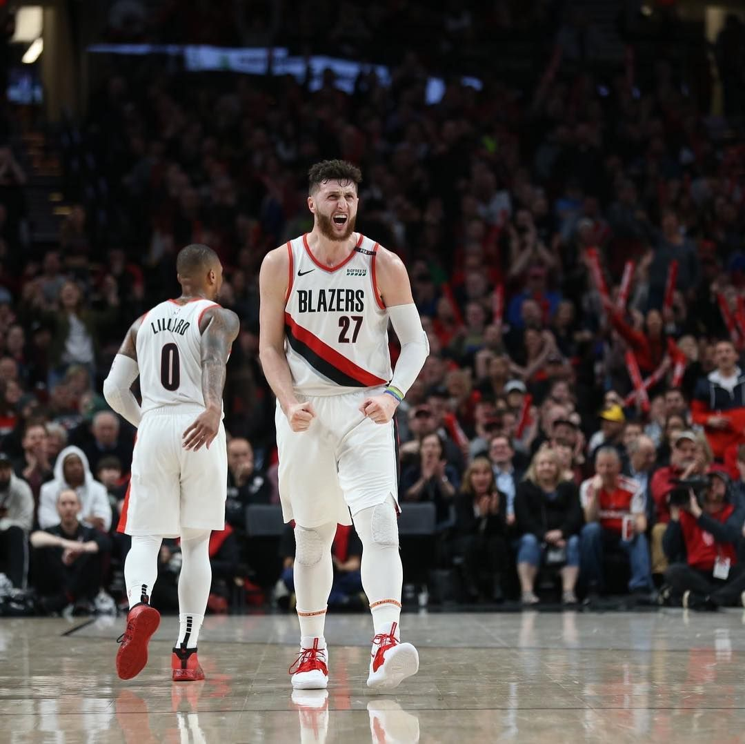 Watch The Best Youtube Videos Online Jusuf Nurkic Suffers Tragic Leg Injury Stay Strong Jusufnurkic Portlandtrailblazers Por Leg Injury Injury Blazer