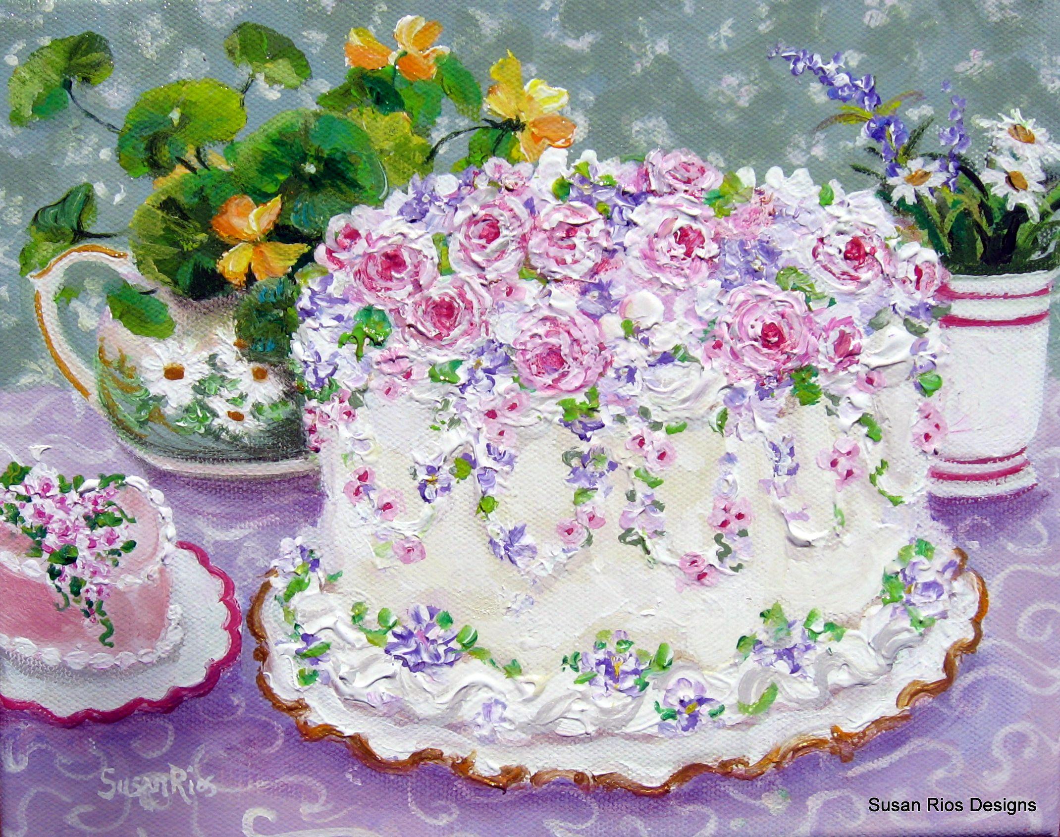 Happy Birthday Cake Birthdays Holidays Happy Birthday Susan