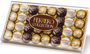 1 00 Off Package Of Ferrero Rocher Or Ferrero Collection Coupon Chocolate Truffles Ferrero Rocher Truffles