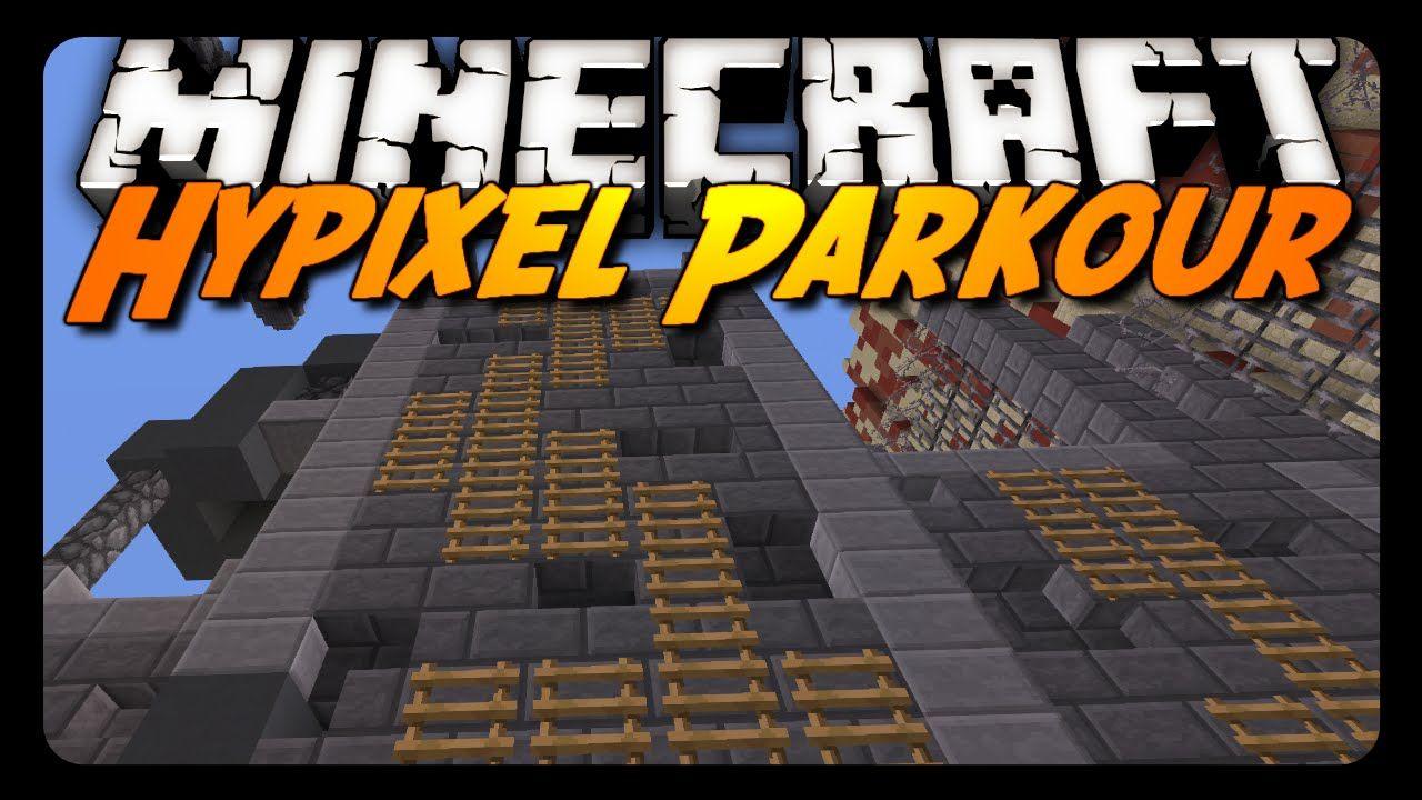 Minecraft Server Parkour 2 Hypixel Cops Crims Parkour Minecraft Survival Games