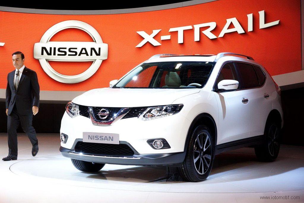 nissan x-trail 2014 дата выхода в россии