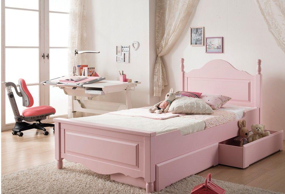 COMF-PRO'  pinklady bed for lovly girls. 핑크를 무지 좋아하는 꼬마숙녀들을 위해 디자인 했다. 화이트컬러보다는 핑크가 더 이쁘다. 핑크의 컬러는 화이트를 80% 정도 섞어서 크림핑크컬러라고 지칭했다.