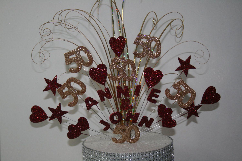 anniversary birthday cake topper cake decoration th th th