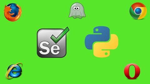 Selenium WebDriver & Python for Web App Test Automation