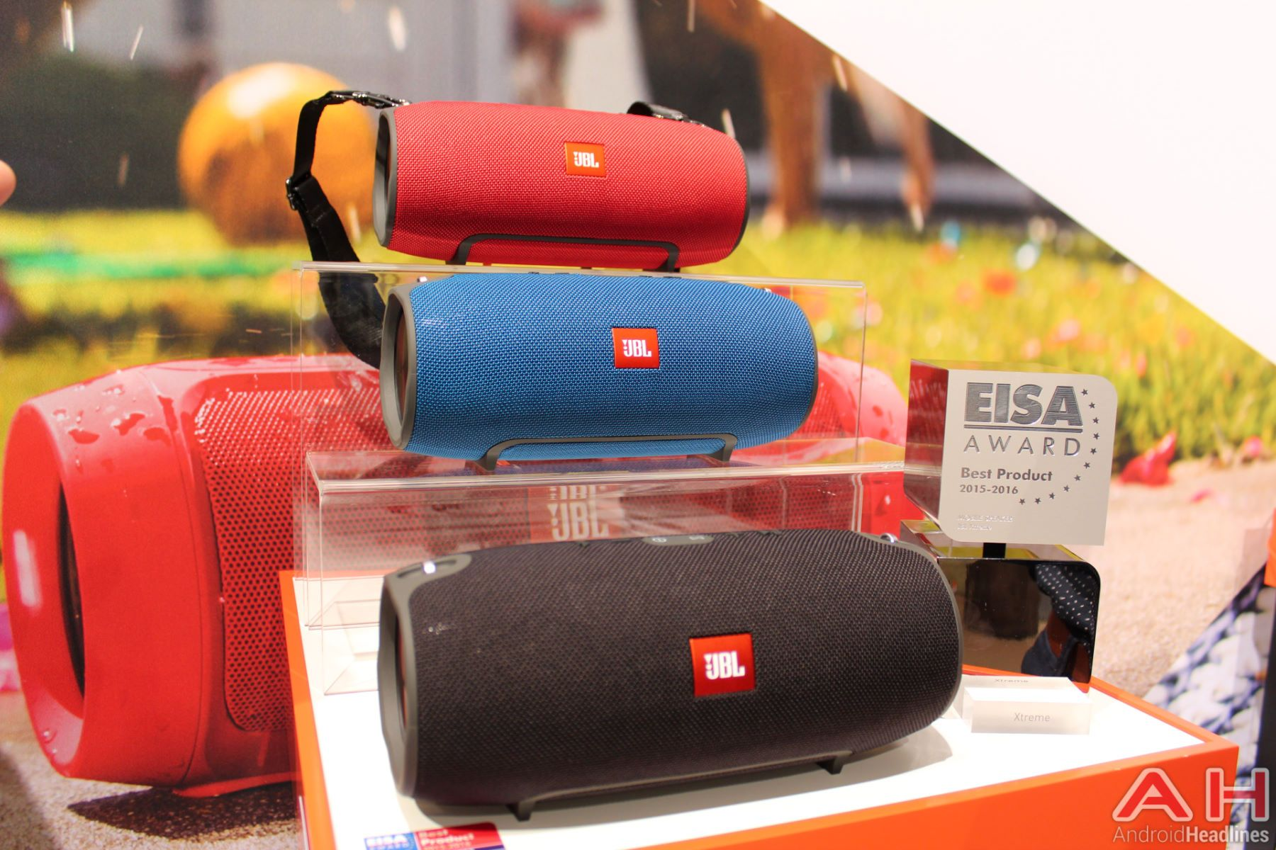 Hands-On With The JBL Xtreme Bluetooth Speaker | Android