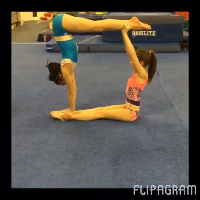 Partner Conditioning Conditioning Gymnastics