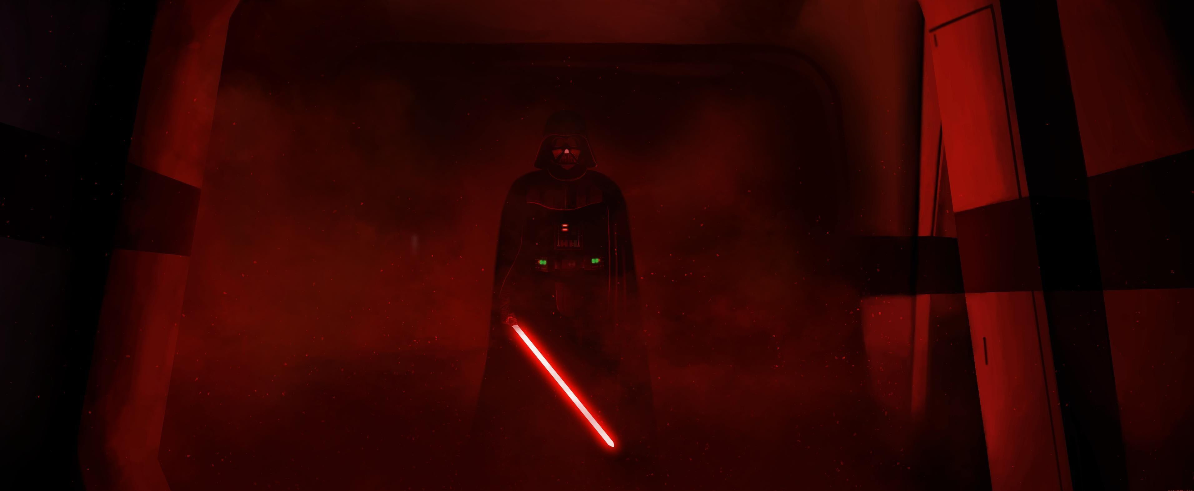 Star Wars Red Darth Vader Sith Lord Man Sith Pearls Uniform Seifuku Cape The Best Rogue On Star Wars Wallpaper Darth Vader Wallpaper Darth Vader Artwork