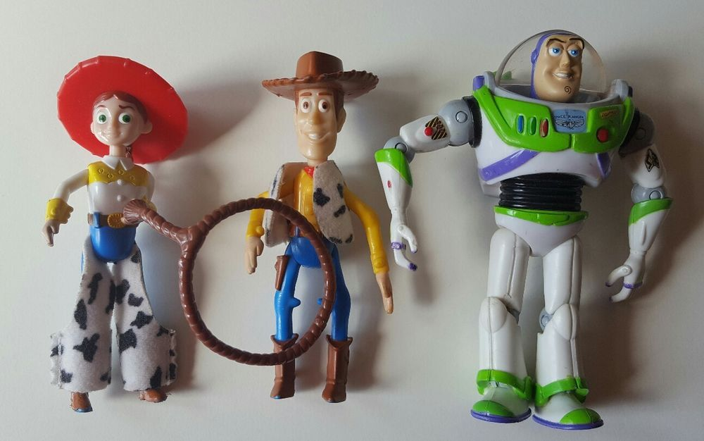 Toy Story Figurines : Toy story heroes gang gift pack exclusive mini figure set mattel