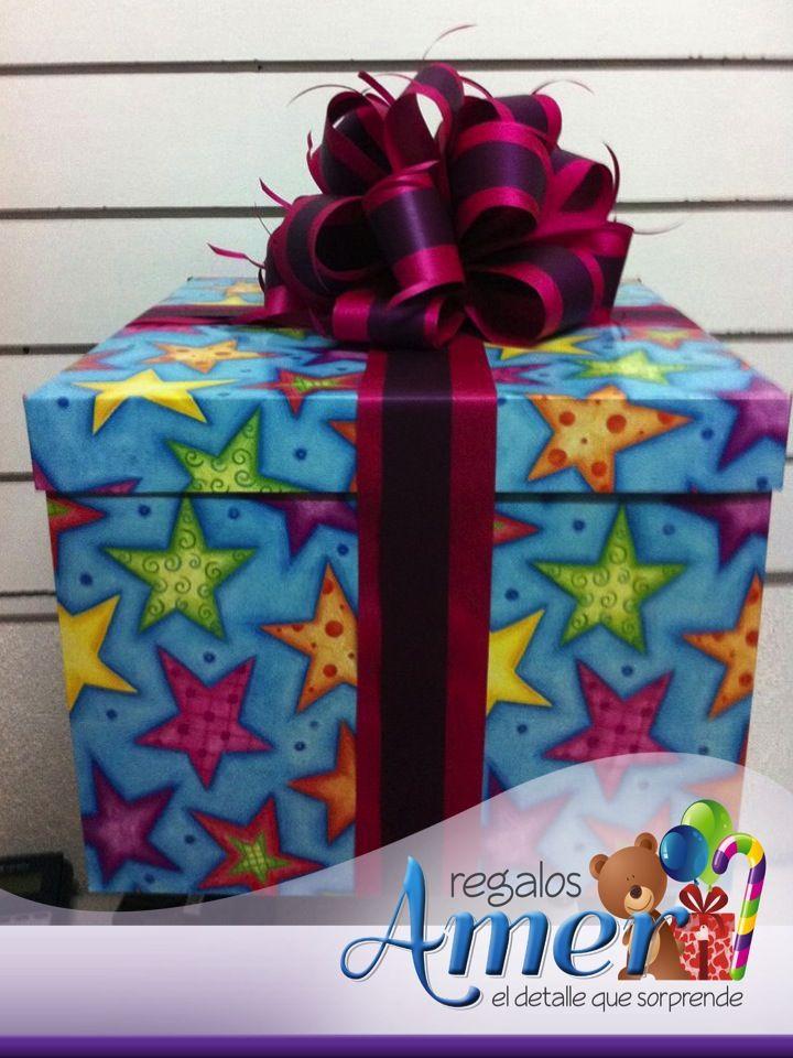 Regalos amer cajas grandes para regalo en parroquia 711 col del valle m xico - Lazos grandes para regalos ...