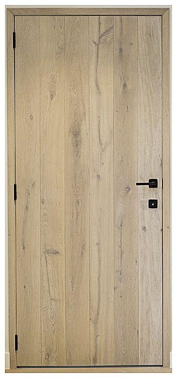 Half massieve binnendeuren in beuk of eik | Deuren De Donder