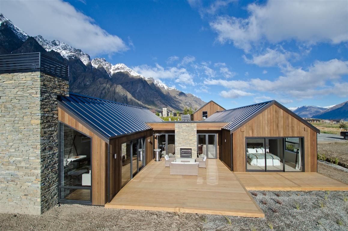 david reid homes queenstown show home projects with dryden