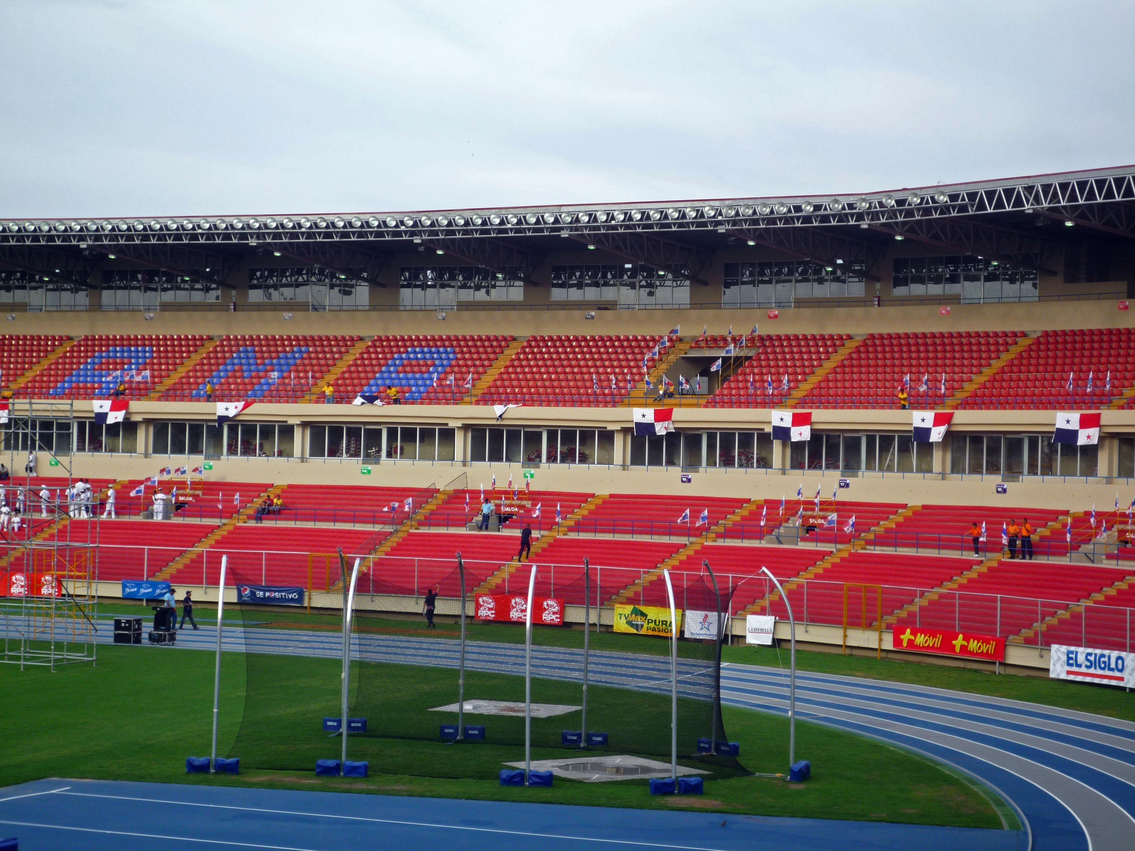Panamá Estadio Rommel Fernández.