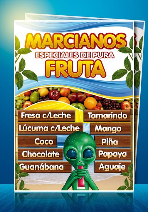 MARCIANOS DE FRUTA | Boda en 2019 | Fictional characters