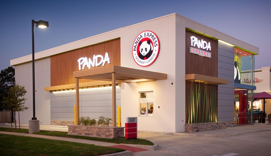 Panda Express Fast Casual Is A American Chinese Restaurant Chain Restaurant Exterior Design Restaurant Exterior Exterior Design