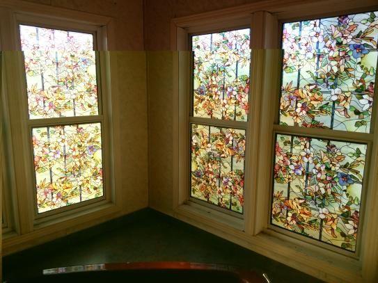 Trellis Decorative Window Film 01 0149 At The Home Depot Mobile