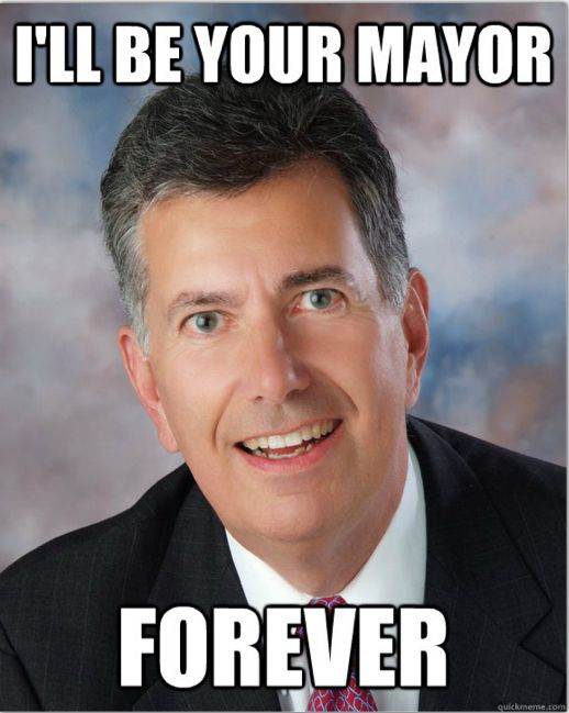 Overly Attached Mayor Have A Laugh Make Me Laugh Laugh Out Loud