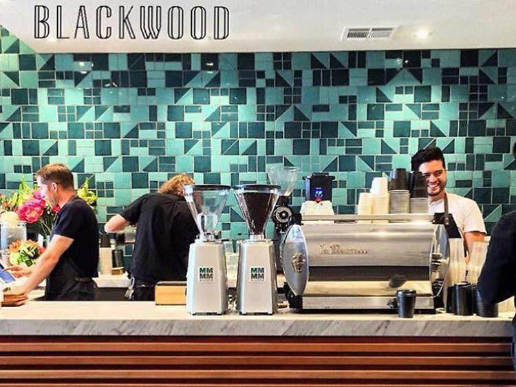 Blackwood coffee bar best coffee shop los angeles