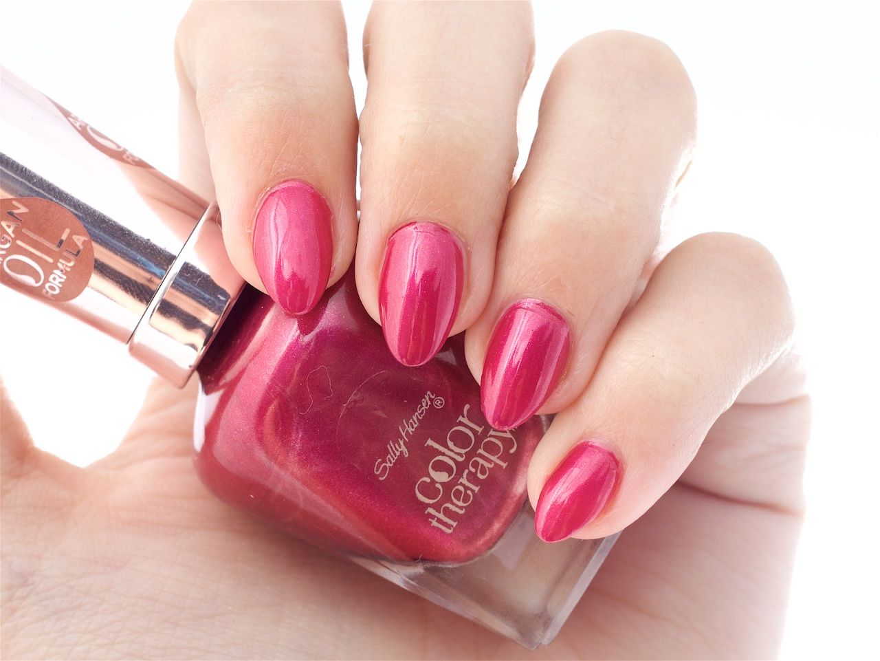 Wear Polish GuiltFree With Sally Hansen Color Therapy