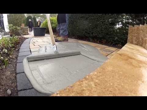 Terrace Pave Part 1   YouTube