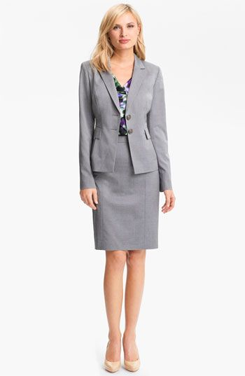 Classic womens suit | Women's Professional | Pinterest | For women ...
