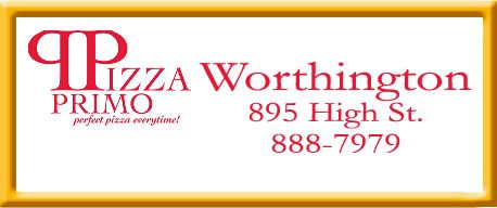 895-1212 Westerville Pizza Primo - my favorite for delivery on a friday night!
