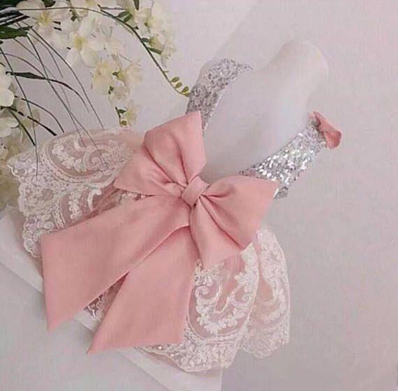 Niña Lentejuelas Cumpleaños Tul Blanco Bautismo Vestido De Vestidos De Fiesta Para Bebés Vestidos De Princesa Para Niñas Ropa Infantil Para Niña