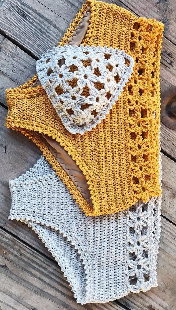 Photo of 38+ Summer Free Crochet Bikini Pattern Design Ideas for This Year – Page 36 of 38 – Daily Crochet!