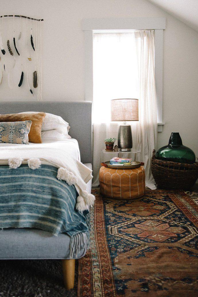 blogger   color happy bungalow interior inspiration design house home also rh pinterest