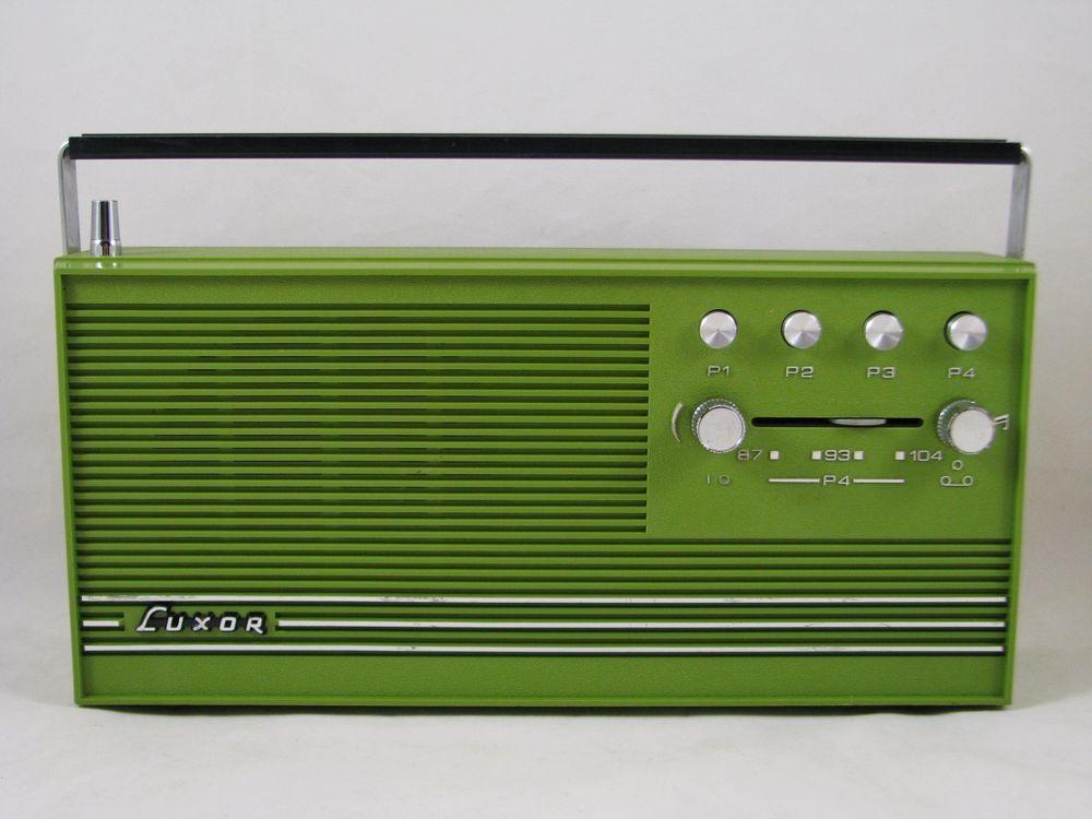Vintage Rare Radio Luxor 3031 Portable Sweden Rhpinterest: Tr 2051 Radio Realtone Electronics Inc Where Build At Gmaili.net