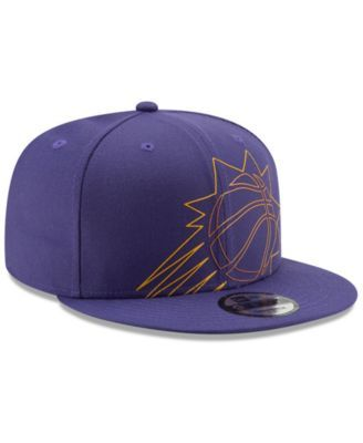 cheap for discount 10797 80db8 New Era Phoenix Suns Light It Up 9FIFTY Snapback Cap - Purple Adjustable