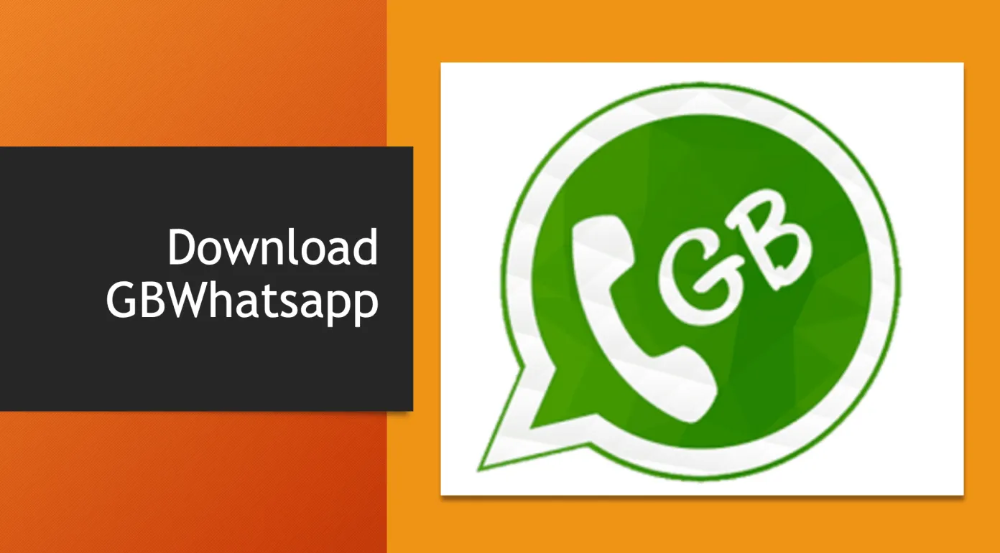 Gbwhatsapp Messaging App Smartphone Technology Video Conferencing