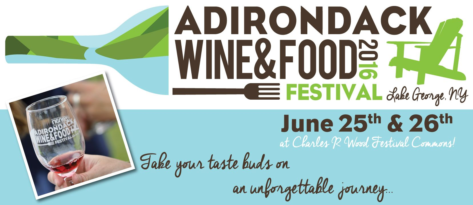 Adirondack Wine Food Festival June 25 26 Lake George Ny
