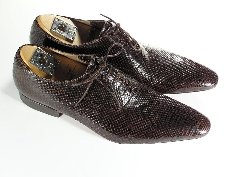 Francesco De Santis Shoes (Bespoke) – Alexander: RTW Collection