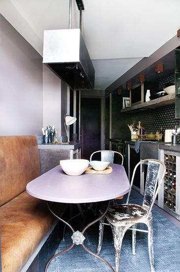 Rústico industrial. Um tanto quanto interessante... #home #decor #interior #design / Att. EO