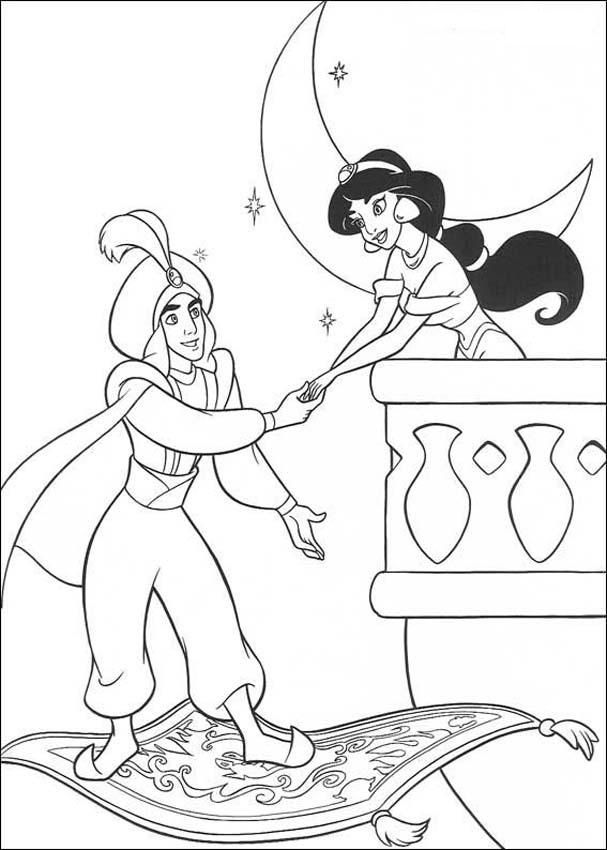 Free Printable Aladdin Coloring Pages For Kids Disney Coloring Sheets Disney Coloring Pages Disney Princess Coloring Pages